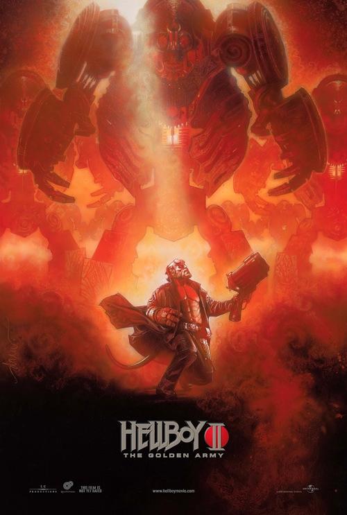 Hellboy II: The Golden Army