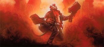 Drew Struzan's Hellboy II: The Golden Army Poster!