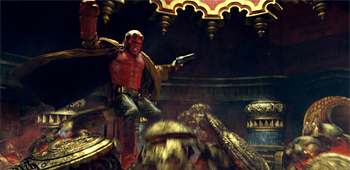 Two New Awesome Hellboy II: The Golden Army TV Spots