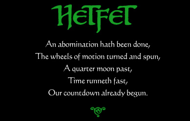 HETFET.org Message