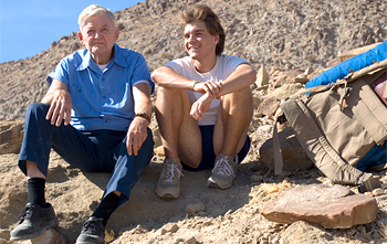 Hal Holbrook in Into the Wild