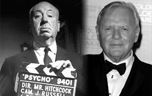 Anthony Hopkins Talks Alfred Hitchcock