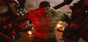 Check This Out: Hulk vs Abomination Fight Scene Clip!