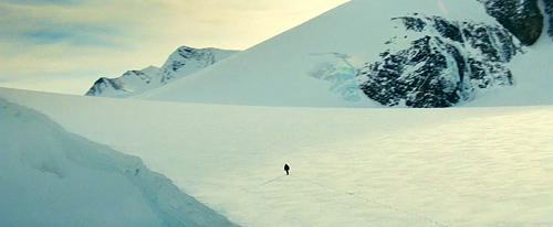 The Incredible Hulk Arctic Circle Scene