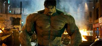 Edward Norton in The Incredible Hulk