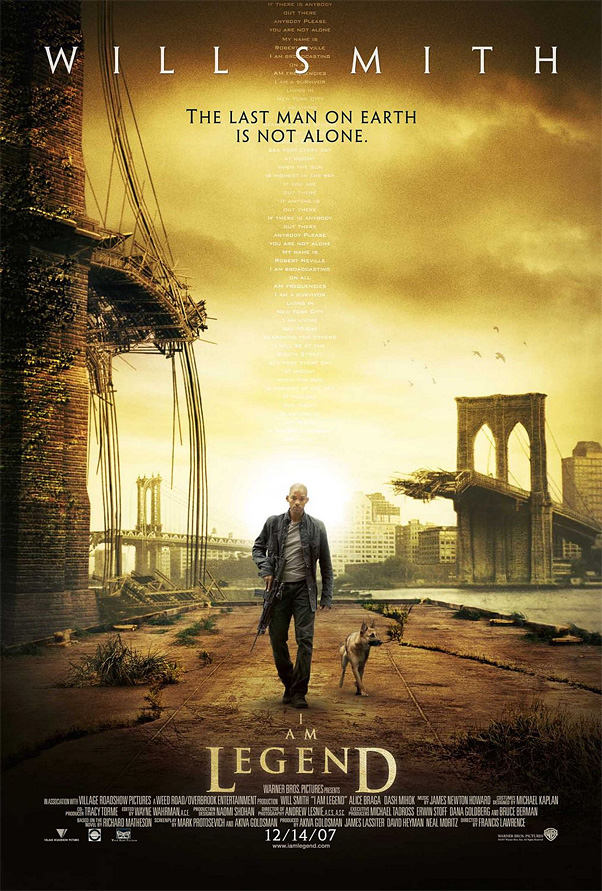 Eu sou a Lenda / I am Legend I-am-legend-bigposter