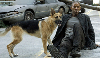 I Am Legend trailer
