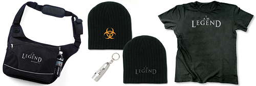 I Am Legend Contest