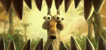 Ice Age: Dawn of the Dinosaurs Teaser Trailer