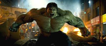 The Incredible Hulk Trailer