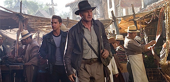 Indiana Jones and the Kingdom of the Crystal Skull Trailer