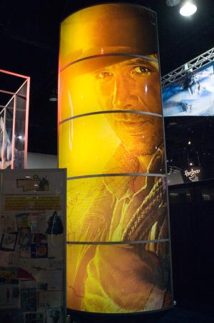 Indiana Jones IV at Comic-Con