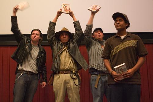 Indiana Jones 4 Event Recap