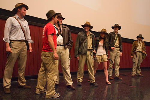 Indiana Jones 4 Event Recap