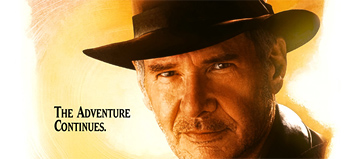Yet Another Indiana Jones 4 Poster