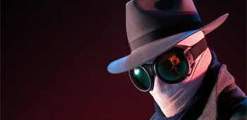 David Goyer's The Invisible Man Going Steam Punk!