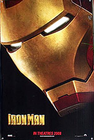 Iron Man Teaser Poster