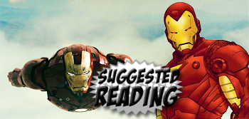 Suggested Reading: Tony Stark and All Things Iron Man!