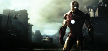 Iron Man Superbowl TV Spot