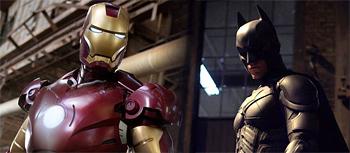 Summer Showdown - Iron Man vs Batman