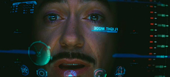 Iron Man Clip