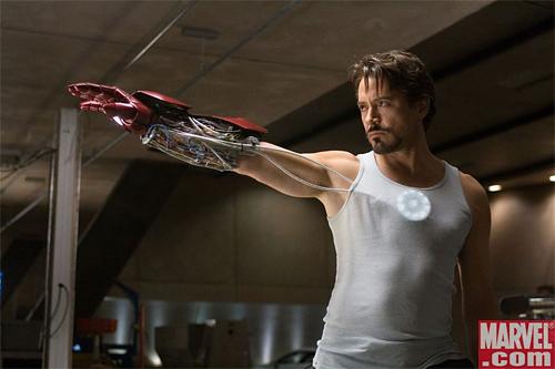 Iron Man Armor