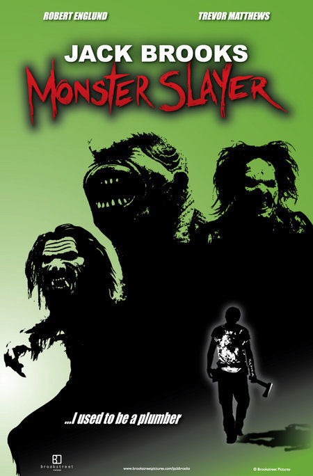 Jack Brooks: Monster Slayer Poster