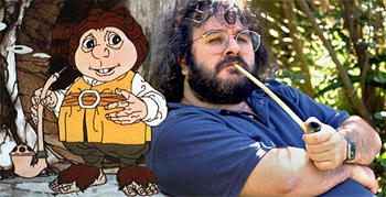 Peter Jackson and The Hobbit