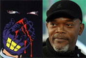 Samuel Jackson - The Octopus