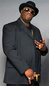 Jamal Woolard as Notorious B.I.G.