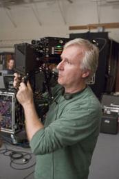 James Cameron Shooting Avatar