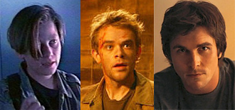 Evolution of John Connor