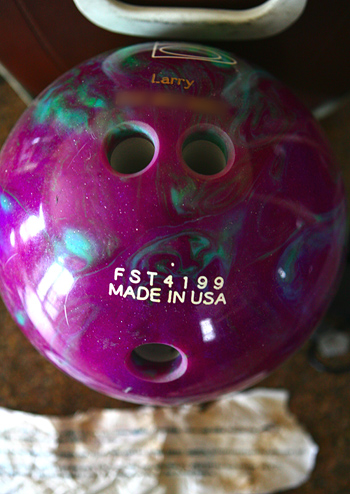 Joker Bowling Ball
