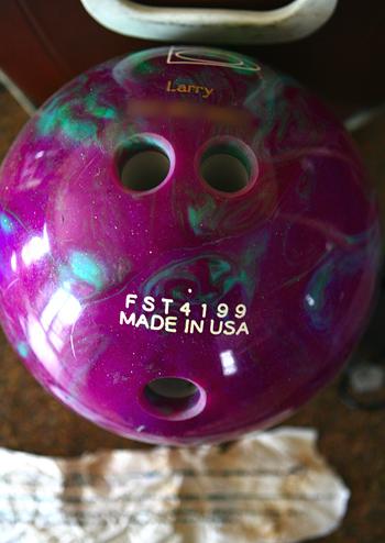 Joker Bowling Ball
