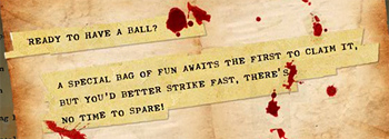 The Joker's Worldwide Bowling Alley Treasure Hunt