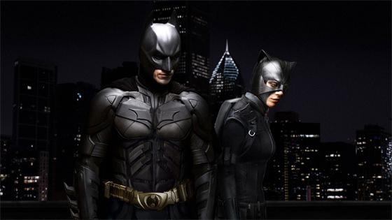 Josh McMahon Dark Knight Fan Art