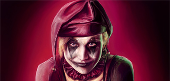 Batman Fan Art - Harley Quinn