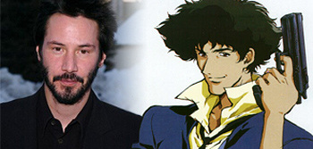 Keanu Reeves as Spike