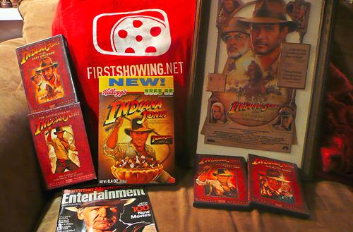 Ken's Nostalgic Indiana Jones Adventure