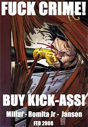 Kick-Ass Comic