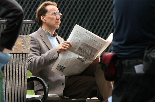Nic Cage in Matthew Vaughn's Kick-Ass