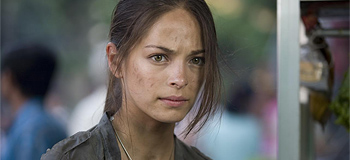First Look: Kristin Kreuk as Chun-Li in Street Fighter