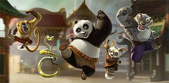 Kung Fu Panda Promo Teaser