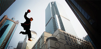 Check This Out: Kung Fu Dunk