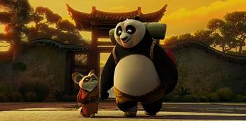 Kung Fu Panda Trailer