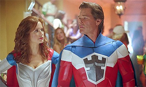 Kurt Russell in Sky High