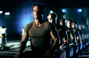 Kurt Russell in Soldier