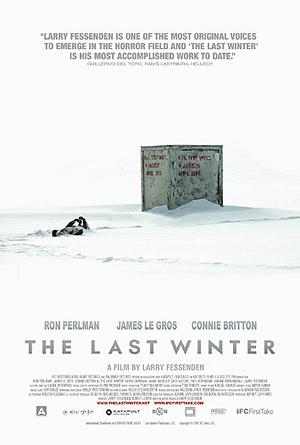 The Last Winter Poster