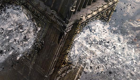 London Has Fallen Teaser Poster