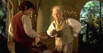 Elijah Wood Confirms Dual Hobbit Movie Details